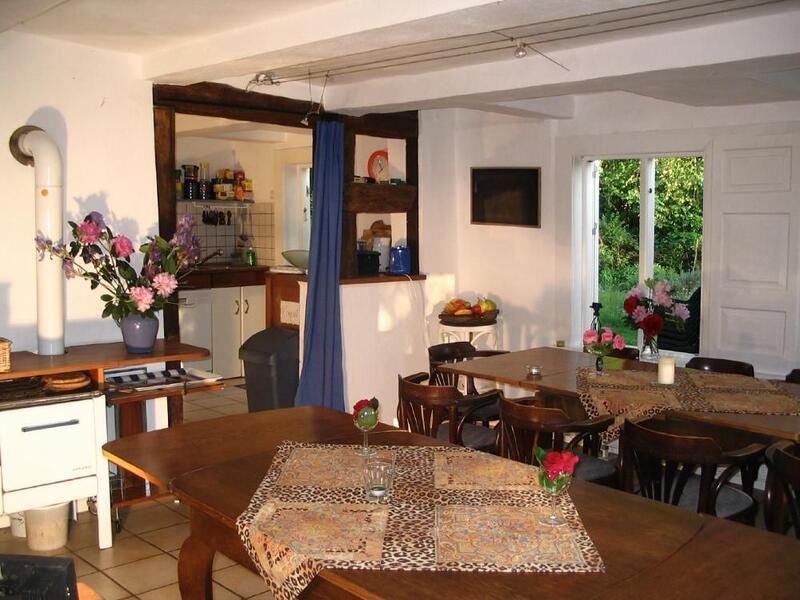 Raum mit Küche